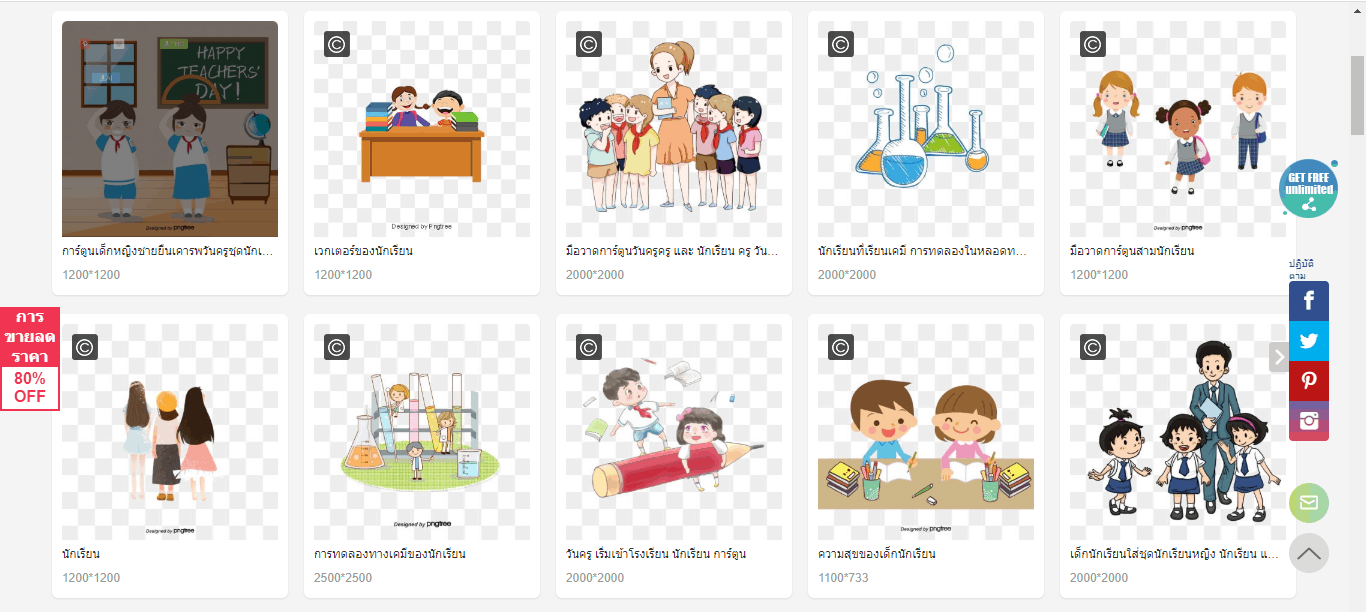 4 เว็บไซต์ดาวน์โหลดรูปภาพ มาประกอบสื่อการสอนฟรี