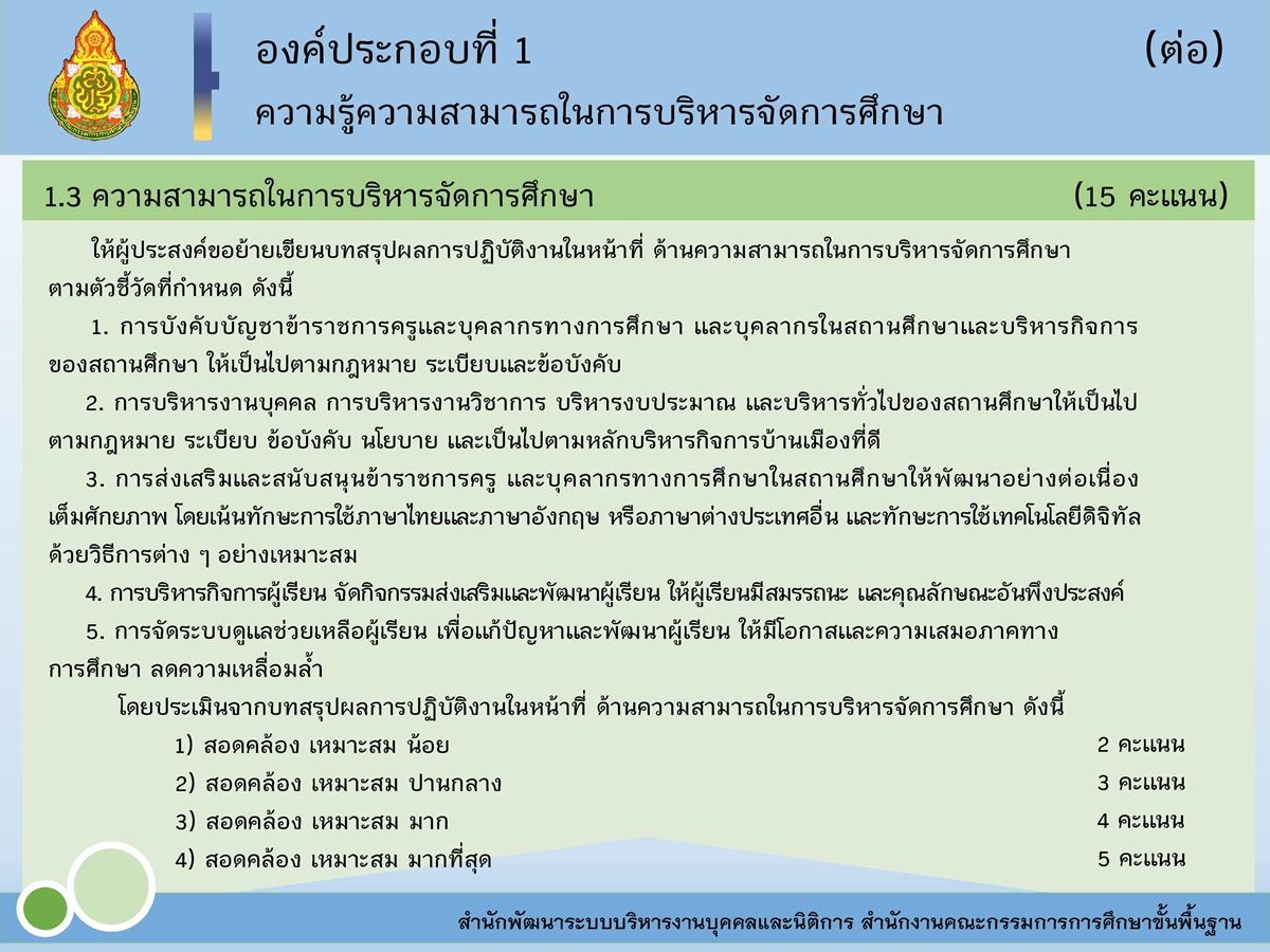 Timeline ตามหลักเกณฑ์และวิธีการย้ายผู้บริหารสถานศึกษา สังกัดกระทรวงศึกษาธิการ (ว 7/2564)